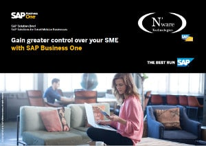 SAP Business One ERP Introduction for small and medium entreprise